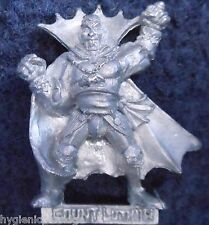 1994 Undead Bloodbowl 3rd Edition Star Player Count Luthor Von Drakenburg Team