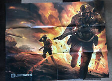 Loot Gaming Crate Battleground Poster Loot Crate/Lootcrate