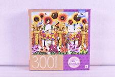 Milton Bradley Nancy Wernersback 300 Piece Puzzle - Festive Fall