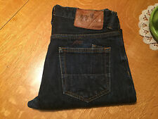 PRPS BARRACUDA STRAIGHT FIT JAPANESE SELVEDGE JEANS 30 X 32 NWOT VERY NICE!
