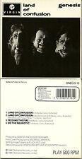 Genesis-Land Of Confusion-1986-CD Single UK-EX-Phil Collins-Mini LP Packaging