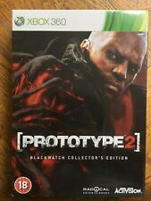 Prototype 2 Blackwatch Collectors Ed (light wear on box)  - Xbox 360 UK Sealed!