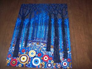 Liberty Wooden Puzzle-Blue Forest
