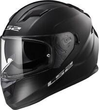 LS2 FF320 EVO glossy black Gr. XXL
