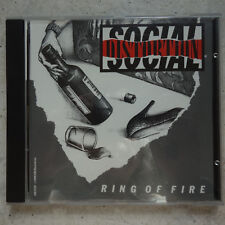 Social Distortion – Ring of Fire Promo CD Epic – Esk 2120 Near Mint