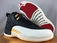 2019 DS Mens Air Jordan 12 Retro CI2977-006 XIII Chinise New Year QS Authentic