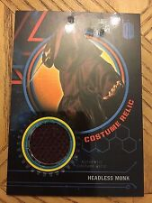 Topps Doctor Who Extraterrestrial 2016 Blue Costume 44/99 Headless Monks Robe