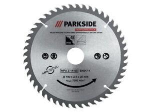 Lames pour scie circulaire 190 x 2,4 x 30 mm pour bois et MDF 48 dents