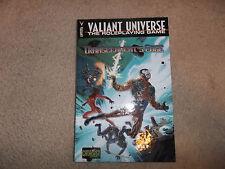 Valiant Universe Rpg Transcendent's Edge