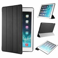 Slim Smart Cover Leather Case for iPad 2 3 4 A1395 A1396 A1416 A1430 A1458 A1459