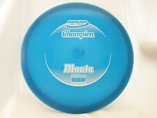 Innova Champion Manta Blue w/ White Stamp 177g -New