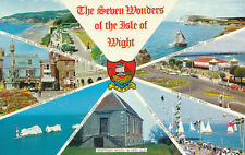 PC50584 The Seven Wonders of the Isle of Wight. Multi view. Jarrold. Nigh