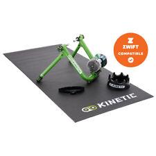 Kurt Kinetic Road Machine Smart Fluid Bike Bicycle Trainer Power Training Pack