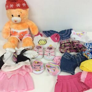 Build-A-Bear Workshop Orange Bear, Clothes & Accessories #454