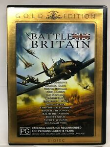 Battle of Britain - Gold Edition - DVD - AusPost with Tracking
