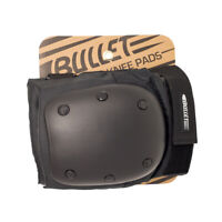 Bullet Skateboard Knee Pads Black