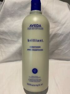 Aveda Brilliant Conditioner 1000ml Salon size