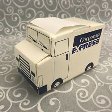 Corporate Express Truck Post-It Note Dispenser Promotional Advertising UPS Van