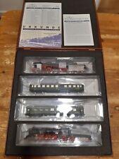 More details for lilliput l105001 bundesbahn-versuchsanstalt minden mebzug br42, br18, gr28, gr39