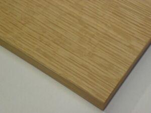 Oak Veneered MDF 19mm thick  - real wood veneer - cut to custom sizes