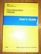 TMS320 o TMS370. User´s Guide. GUIA DE USUARIO. Texas Instruments