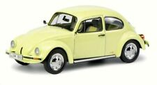 VW Beetle 1600i `Summer` in Lemon Yellow (1:43 scale by Schuco 03892)
