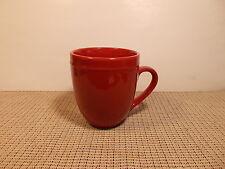 """Home Trends Dinnerware Canopy Cranberry Red Mug 4 1/4"""""""