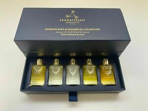 Aromatherapy Associates Ultimate Bath & Shower Oil Collection (2235)