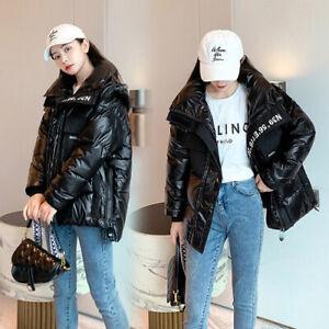 2020 Thick coat winter women down jacket women loose short bread coat