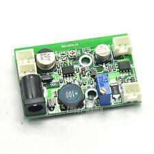 405nm 450nm 520nm 1w 1.6w 2w Blue Green Laser Diode Module Driver 12VDC TTL