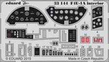 Eduard Zoom 33144 1/32 Vought F4U-1A Corsair Tamiya