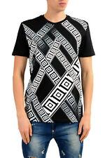 45419de79 Versace Collection Men's Black Graphic Print T-Shirt Sz S M L XL 2XL