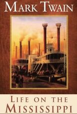 Life on the Mississippi By Mark Twain Audio Book MP 3 CD Unabridged 15 Hours