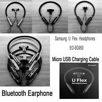 For Samsung U Flex Bluetooth Wireless in-Ear Headphones HD Premium Sound & Mic