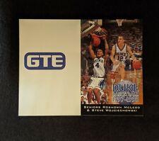 1997-98 Duke University Blue Devils Basketball Schedule - Roshown McLeod