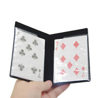 Magic Card Appearing Illusion Optical Wallet Trick Stage Magician Props Toy