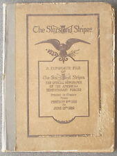 THE STARS AND STRIPES 71 BOUND ISSUES FEBRUARY 1918 - JUNE 1919 volume