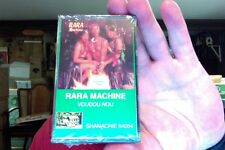 Rara Machine- Voudou Nou- new/sealed cassette tape- Shanachie label