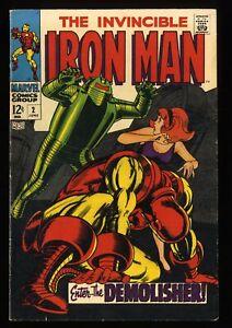 Iron Man #2 FN+ 6.5
