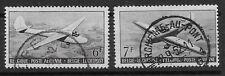Belgium - Air Post - 1951 - COB PA28/9 - SCOTT C13/4 - Used -