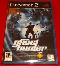 GHOSTHUNTER Ps2 Ghost Hunter Versione Italiana 1ª Edizione ○ NUOVO