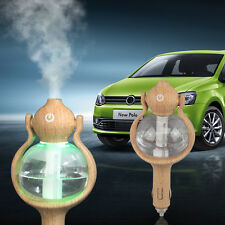 Mini Car Air Humidifier Diffuser Essential Oil Ultrasonic Aroma Mist Purifier d