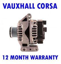 Fits Vauxhall corsa mk2 mk II 1.3 2000 2001 2002 2003 2004 2005 2006 alternator