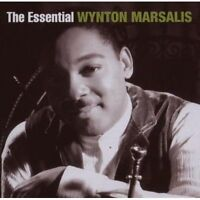 WYNTON MARSALIS The Essential 2CD Best Of BRAND NEW