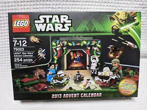 LEGO 75023  Star Wars 2013 ADVENT CALENDAR 254 pcs NEW Sealed  2013
