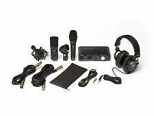 MACKIE Producer Bundle - Kit scheda audio, microfoni e cuffia