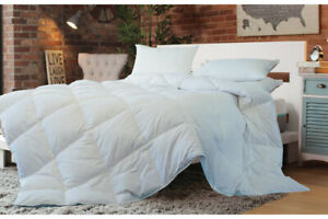 10.5 Tog Soft Bamboo Duvet All Year Round Use Anti Allergy - Double