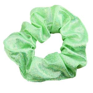 Bling Glitter Shining Hair Rope Ties Hair Band Elastic Hair Scrunchies Accessory