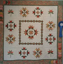 Peony Frame patchwork / quilting template set