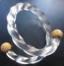 pretty and unusual bracelet, acrylic, design, vintage, 1980,N°8 Bis